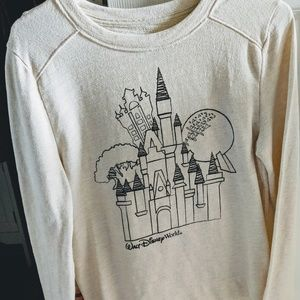 Disney Parks Walt Disney World long sleeve